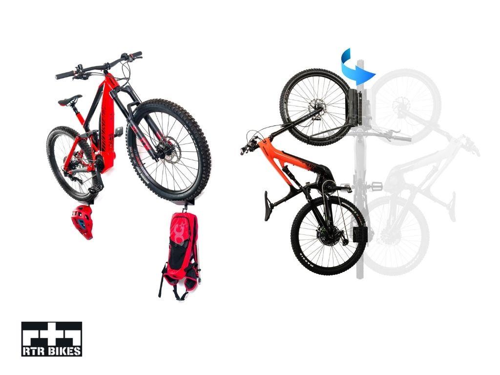 Wieszaki rowerowe RTR Bikes