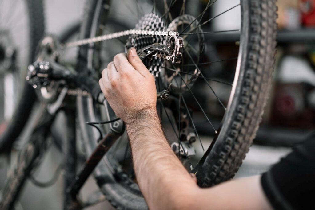 Samodzielny serwis roweru w domu