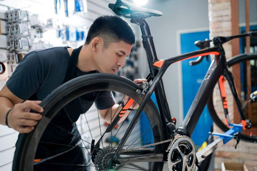Jak sprawdzić rower