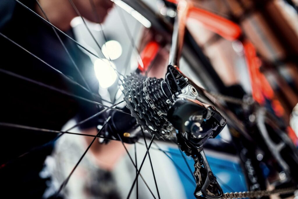 Naprawa roweru
