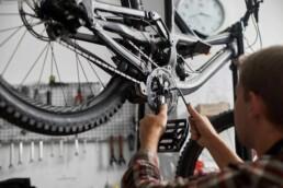 Podstawowy serwis roweru