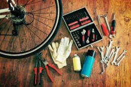 Konserwacja roweru na zimę