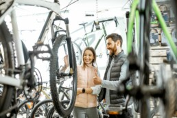 Stojaki i wieszaki rowerowe