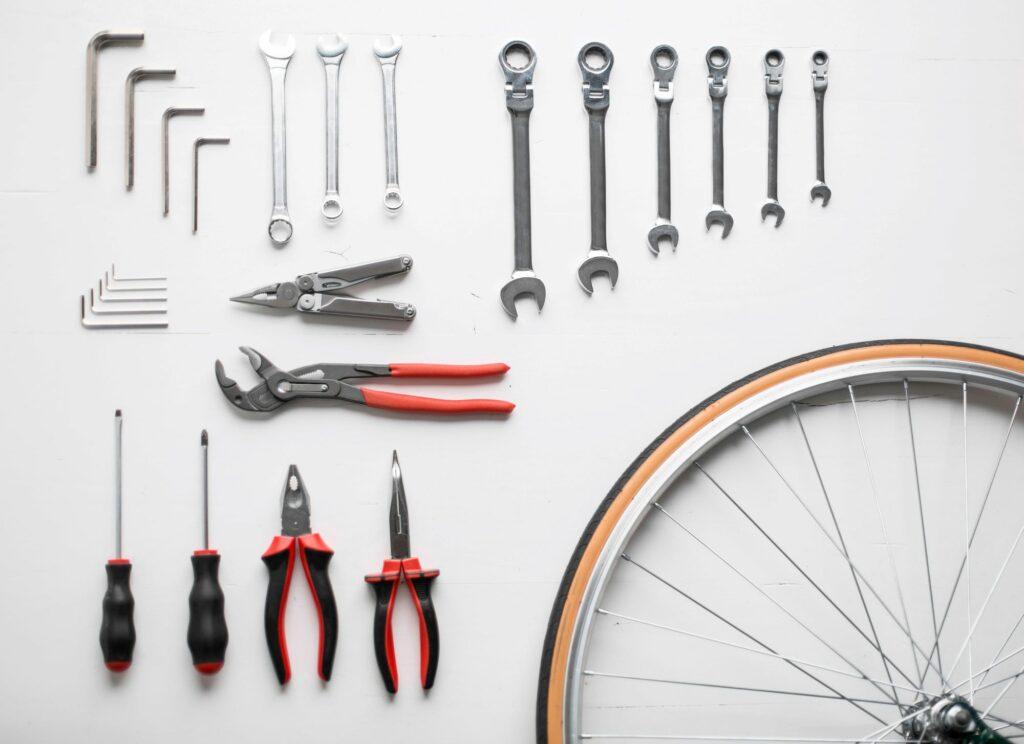 Narzędzia dla rowerzysty